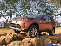 Land Rover Discovery 5 Price