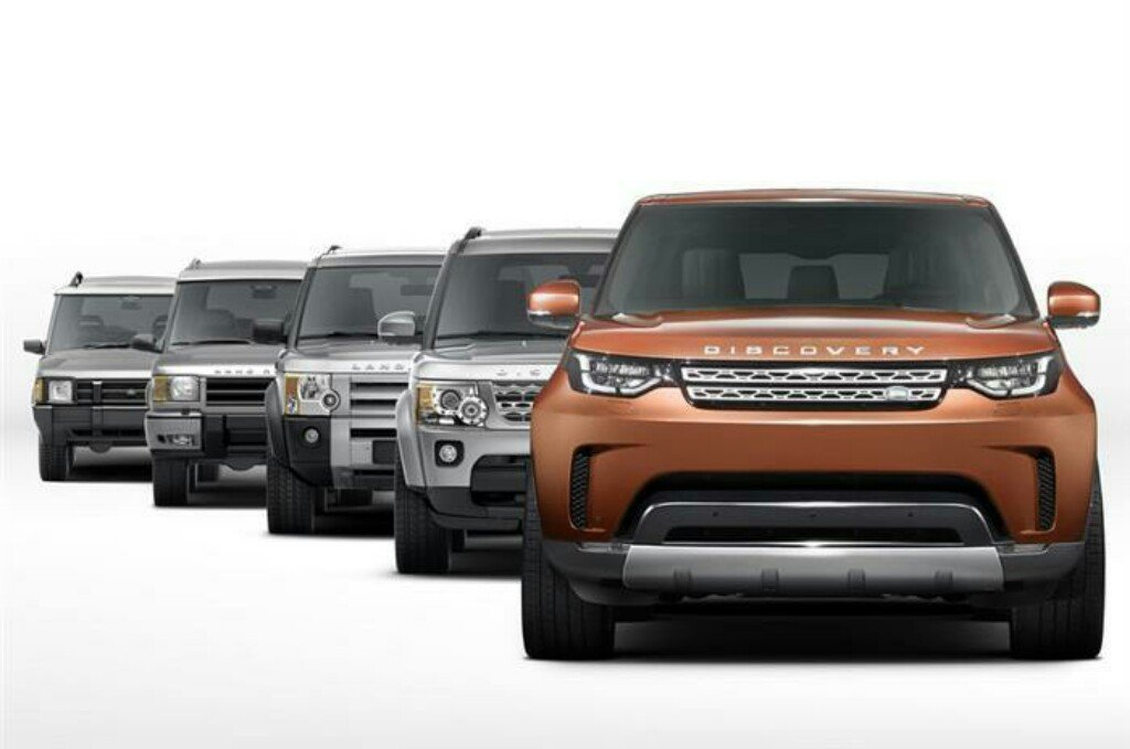 Land Rover Discovery Generation