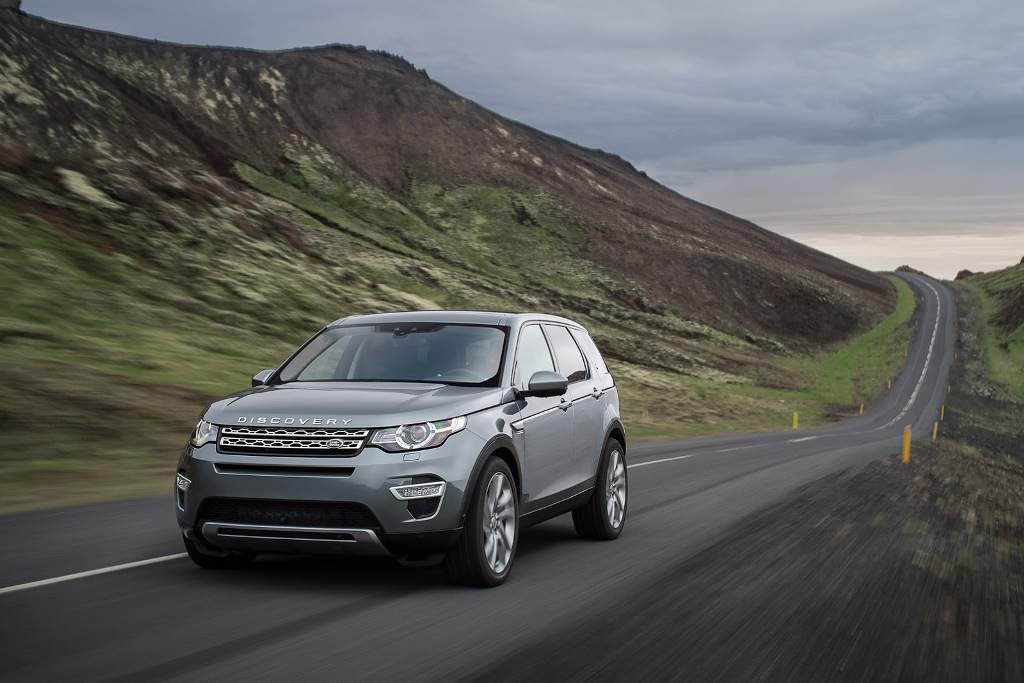 Land Rover Discovery Sport Features