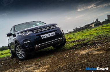 Land Rover Discovery Sport Ingenium Image Gallery