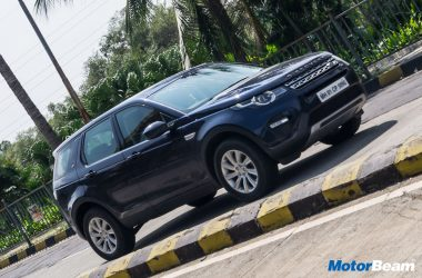 Land Rover Discovery Sport Ingenium Test Drive Review