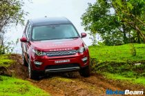 Land Rover Discovery Sport Off Road Experience