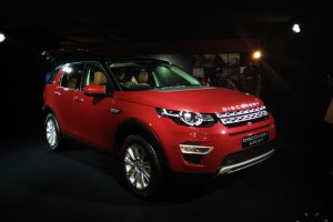 Land Rover Discovery Sport Price