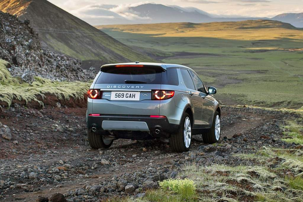 Land Rover Discovery Sport Tail Lights