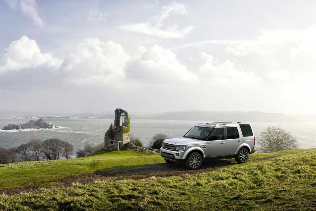Land Rover Discovery XXV Special Edition Wallpaper