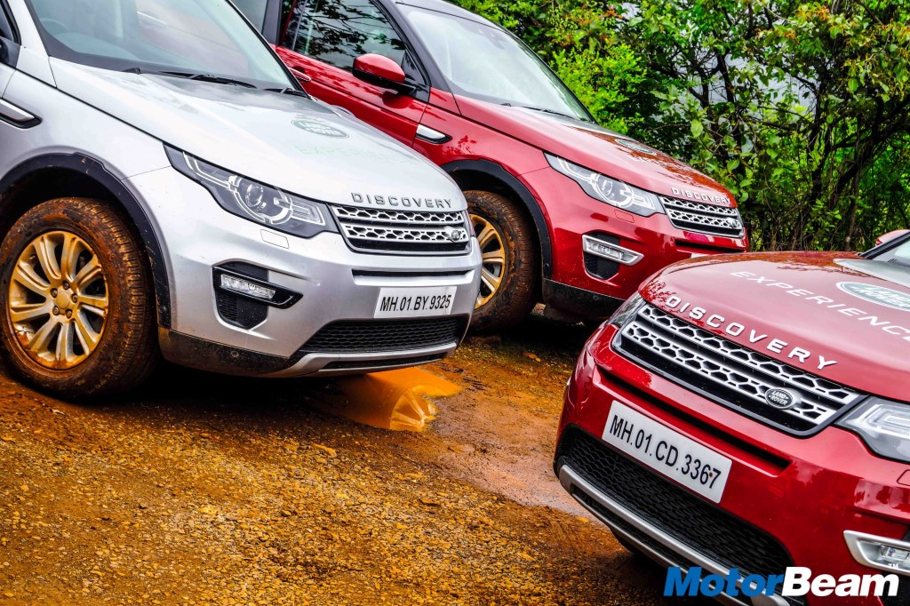 Land Rover Experience 2016