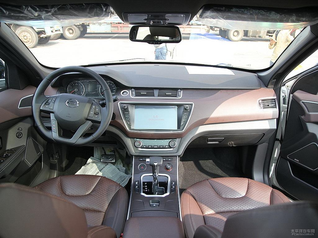 Land Wind X7 Interiors