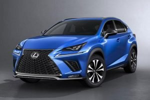 Lexus NX300h Unveiled, To Be Priced Around Rs. 60 Lakhs