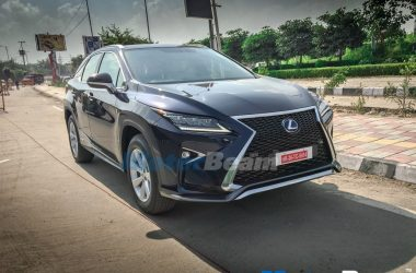 Lexus India Prices Announced, Starts At Rs. 55.27 Lakhs