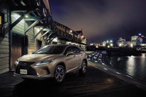 Lexus RX450hL Launched
