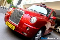 London Taxi TX4 Test Drive Review