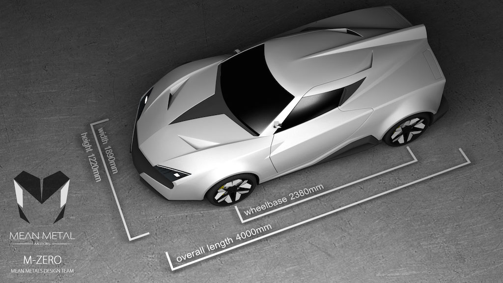 MMM M-Zero Supercar India Launch In 2019 | MotorBeam - Indian Car ...