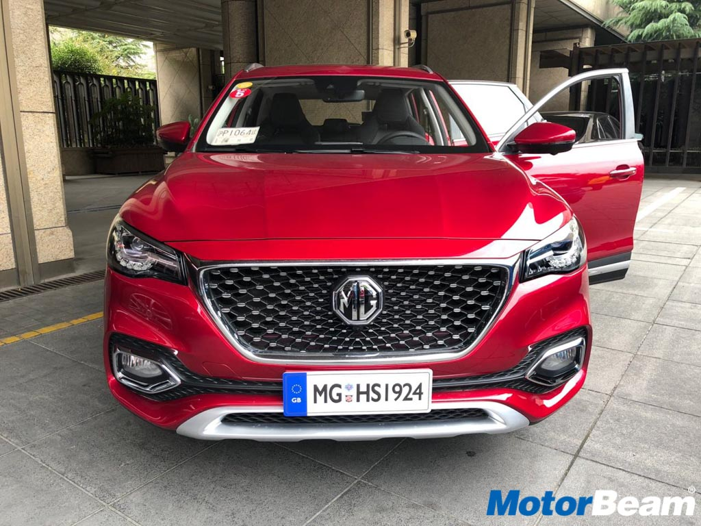 Mg India Launch In Q2 2019 With Suv Motorbeam