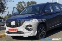 MG Hector 6-Seater