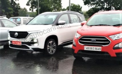 MG Hector Facelift Launch