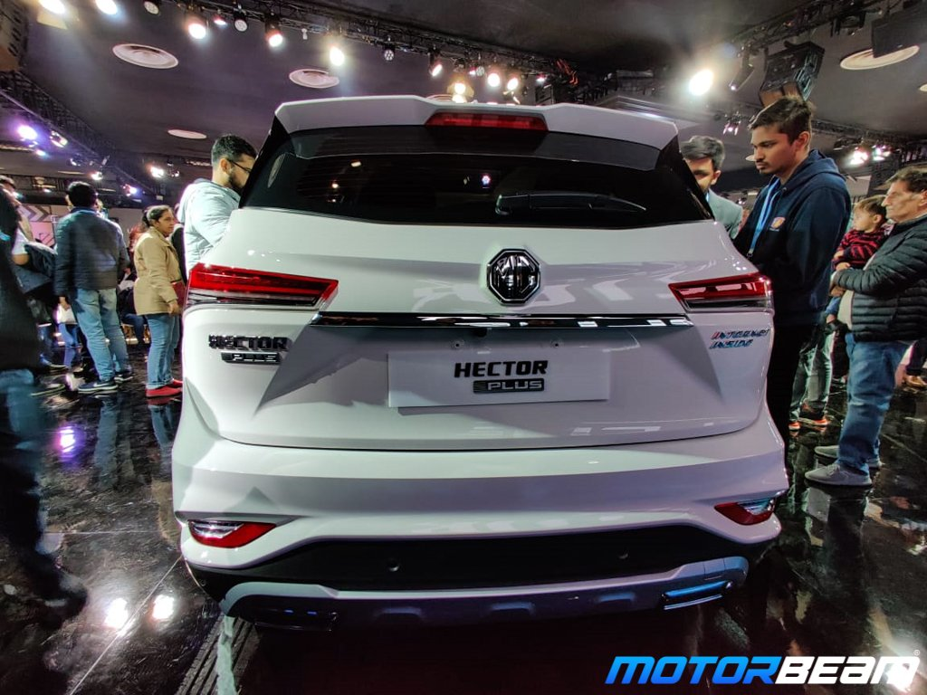 MG Hector Plus 5
