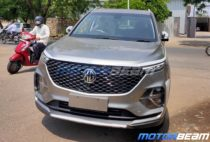 MG Hector Plus Dispatch