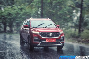 MG Hector Review Test