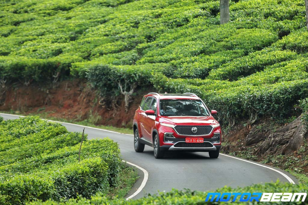 MG Hector Video Review