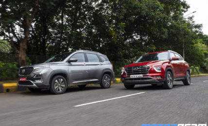 MG Hector vs Hyundai Creta Comparison