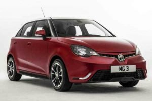 MG Motors MG3 Review