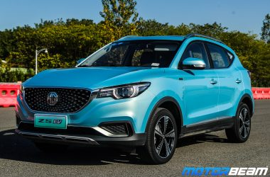 MG ZS EV Review
