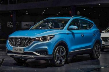 MG eZS SUV Revealed, India Bound In 2020