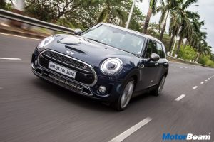 MINI Clubman Road Test