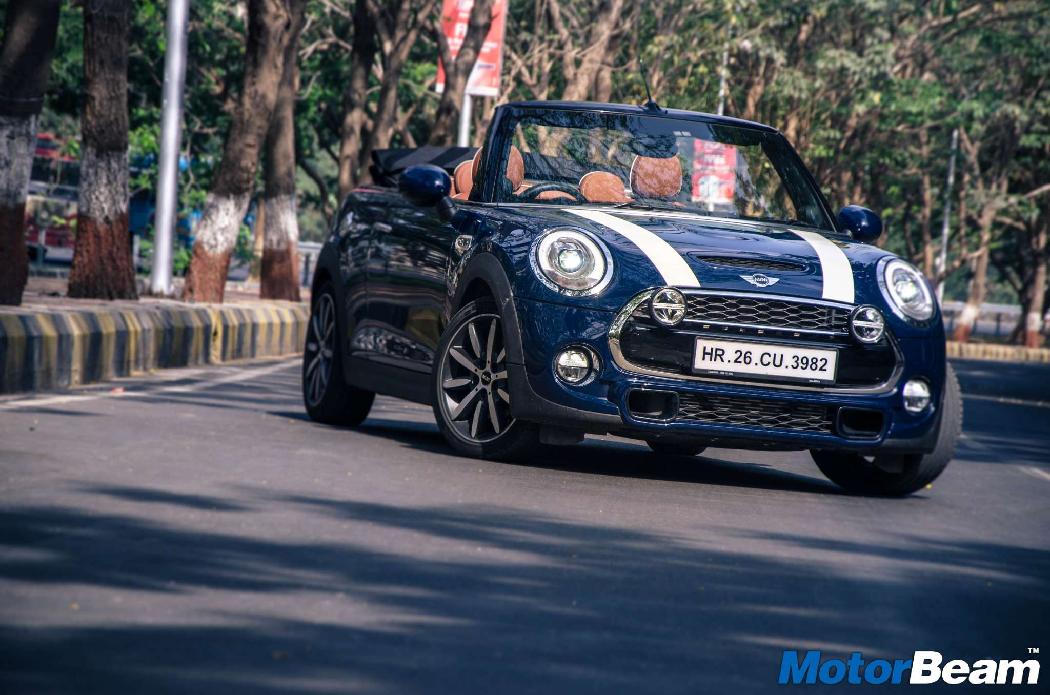 Mini Cooper S Convertible Review