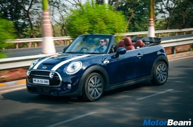 2016 MINI Cooper S Convertible Test Drive Review