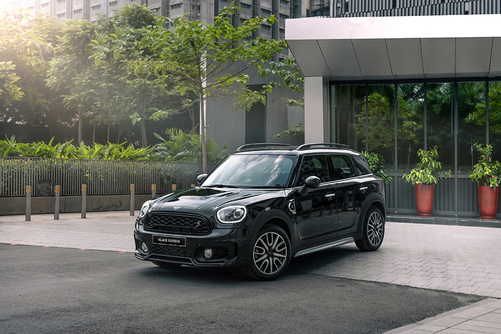 MINI Countryman Black Edition Price