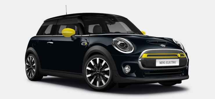 MINI Electric Details