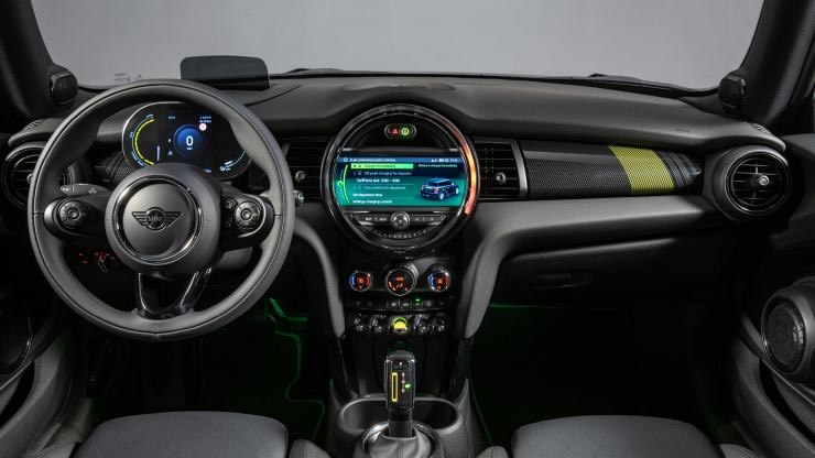 MINI Electric Interiors