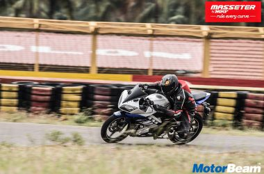 MRF Masseter Tyres Track Test Review
