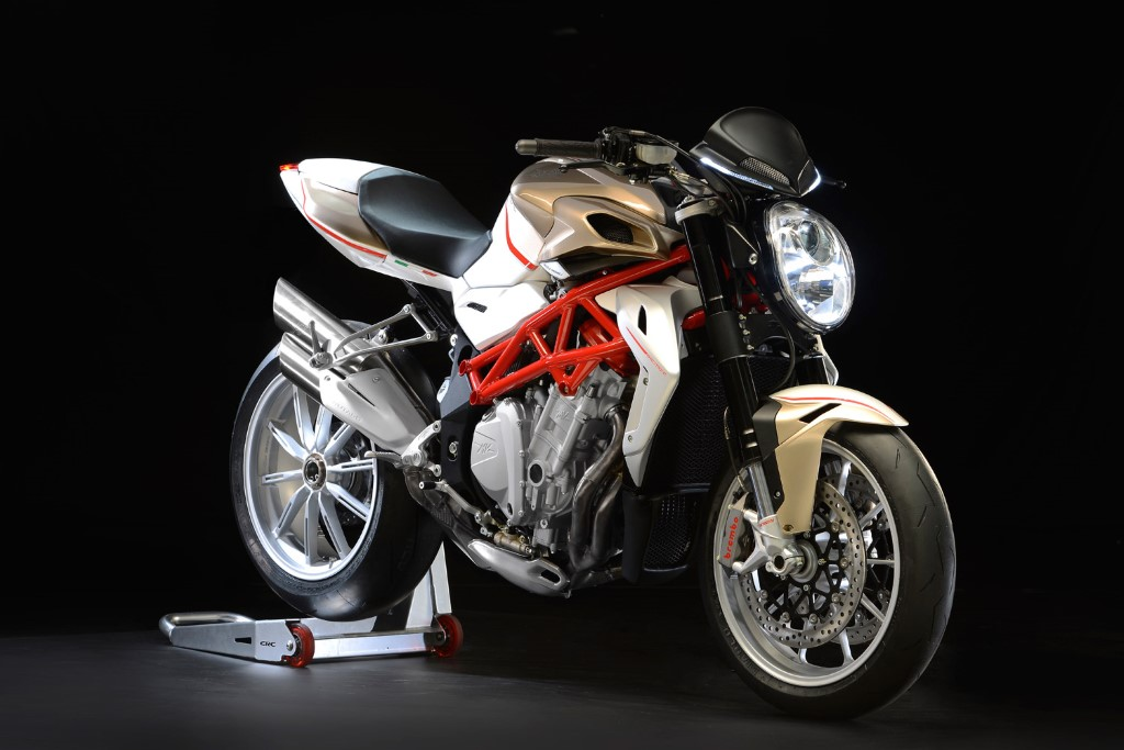 Bookings Open For MV Agusta Brutale 1090, Priced At Rs  19 3