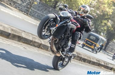 MV Agusta Brutale 800 Review