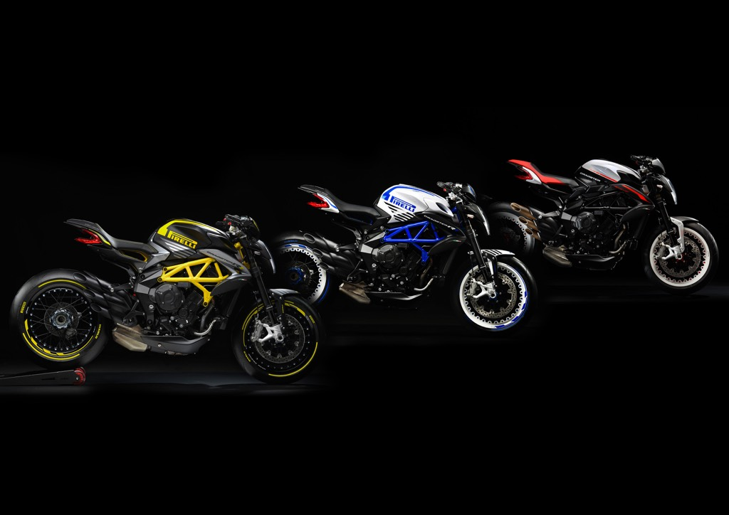 MV Agusta Dragster 800 RR Features