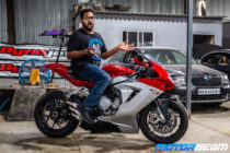 MV Agusta F3 800 Dyno Test Video
