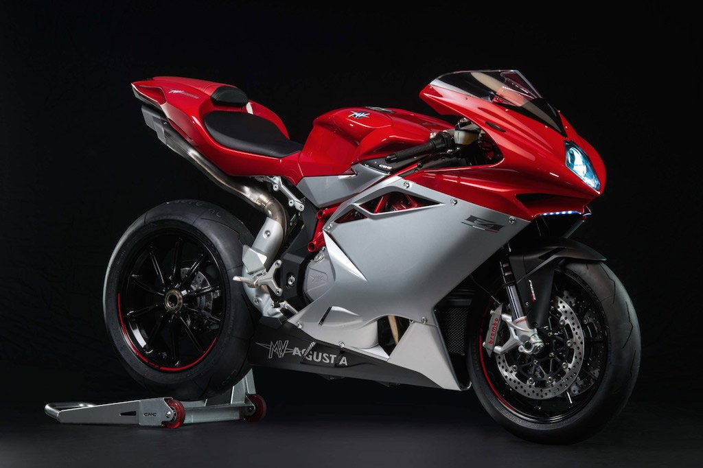 MV Agusta F4 India Prices