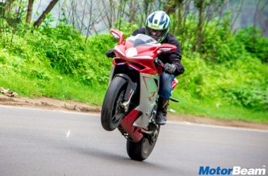MV Agusta F4R Test Ride Review