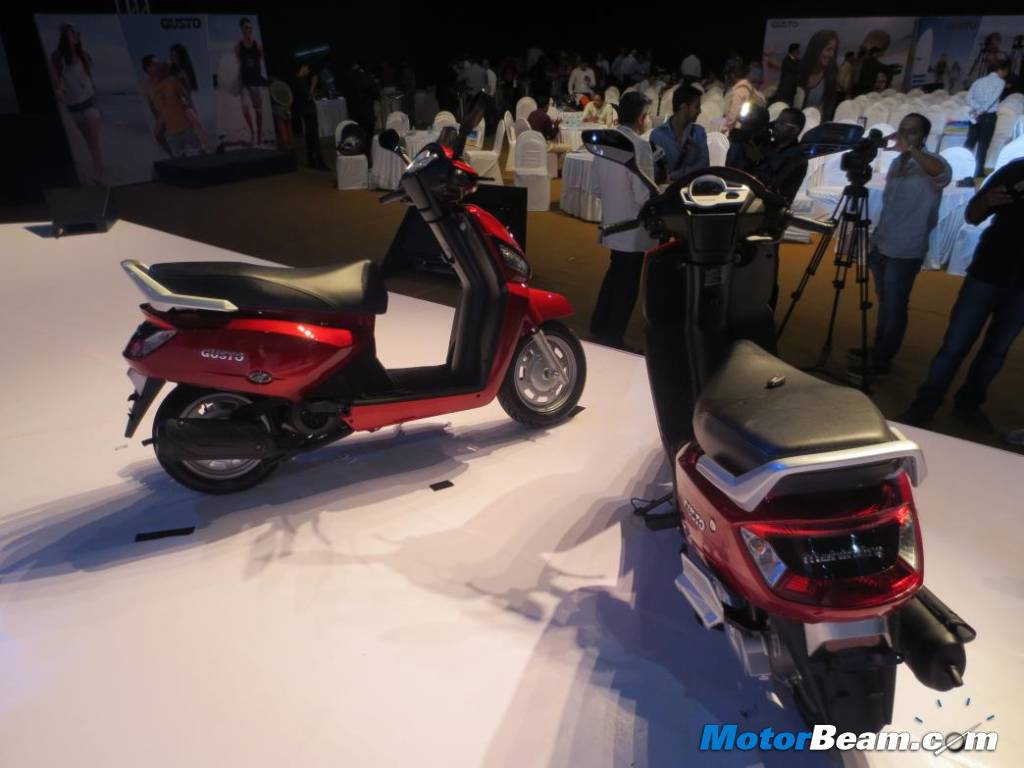 Mahindra Gusto Scooter Price