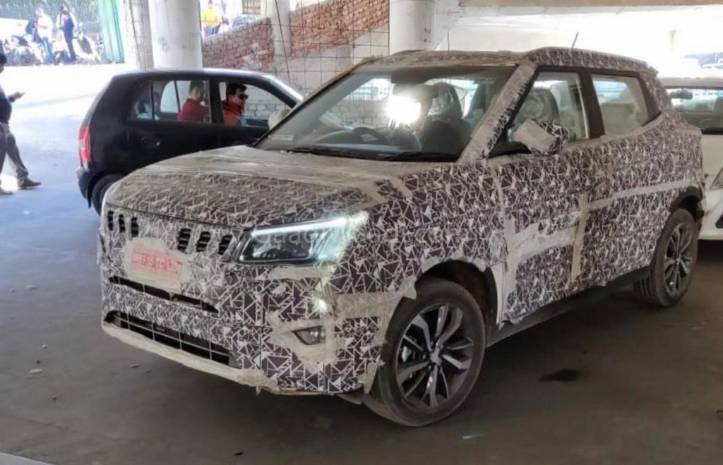 Mahindra Inferno Leaked Side