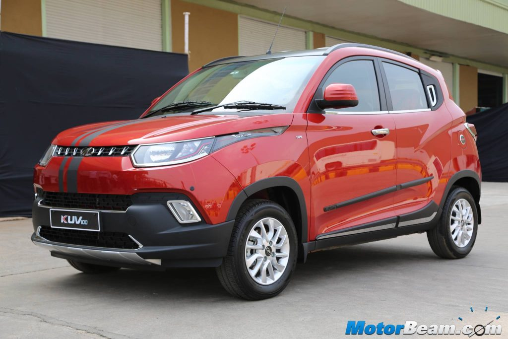 Mahindra KUV100 Accessories
