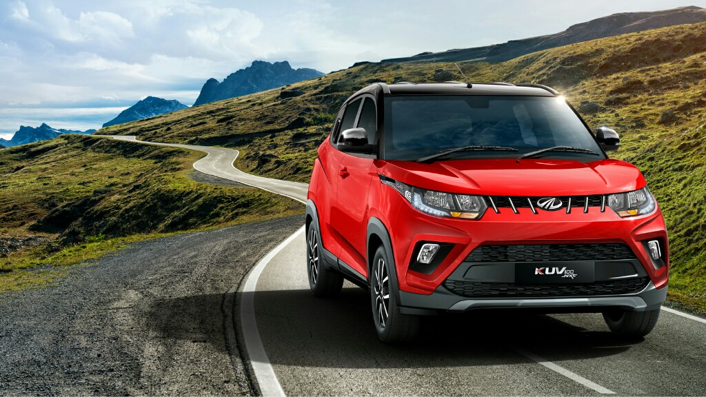 Mahindra KUV100 Facelift Specifications