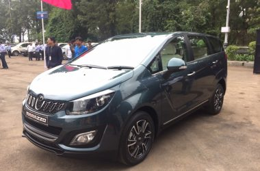 Mahindra Marazzo Launched, Priced From Rs. 9.99 Lakhs
