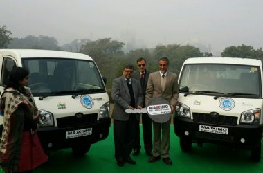 Mahindra Launches Maxximo Electric Project To Ferry Tourists