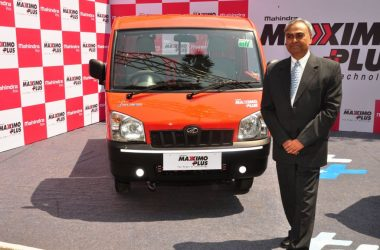 Mahindra Maxximo Plus Mini-Truck Launched