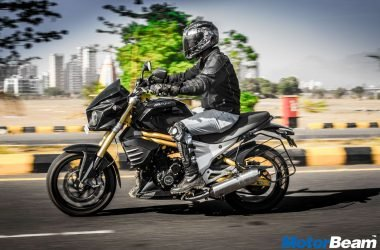 Mahindra Mojo Long Term