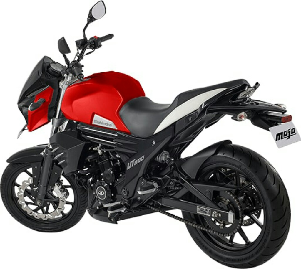 Mahindra Mojo UT 300 Features