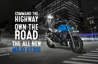 Mahindra Mojo UT 300 Launched In India